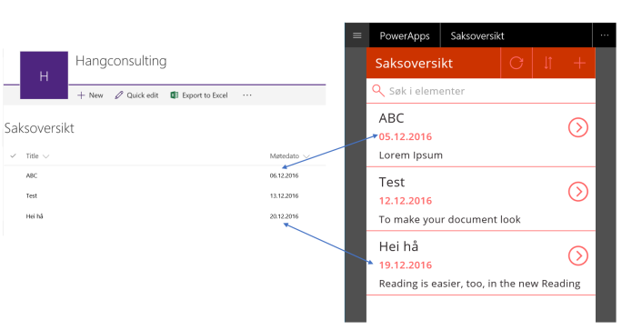 MS #PowerApps fix Your stuff!! – My SharePoint Log