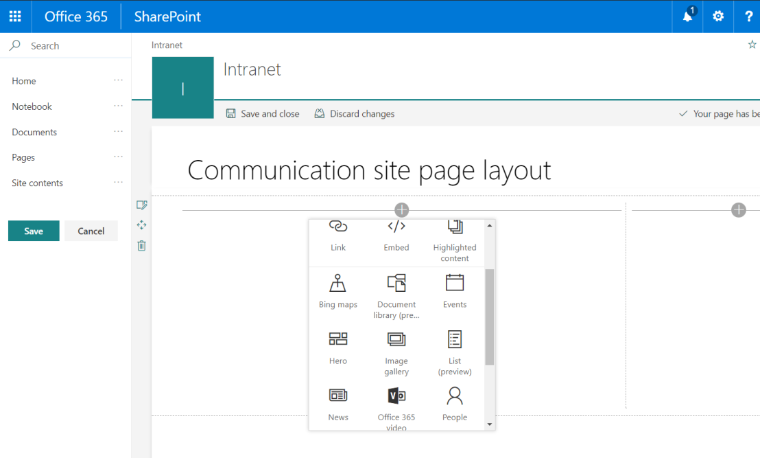Change SharePoint Online root site collection to use the new