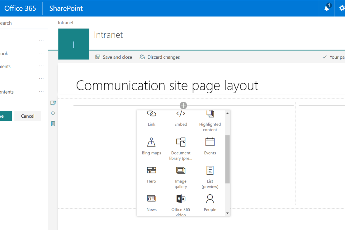 Change SharePoint Online root site collection to use the new ...