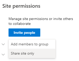 Managing Guest in SharePoint vs Teams